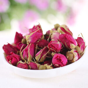 Red Rose bud Tea
