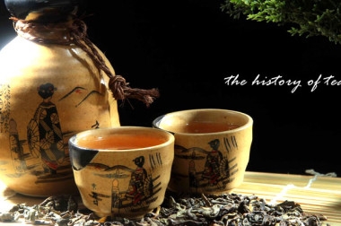 History of Tea in Europe
