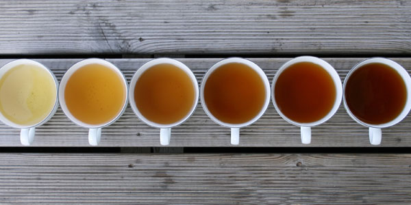 classes of Chinese Tea