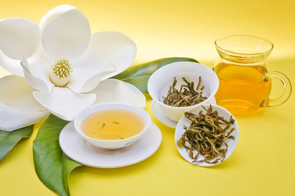 different classes of Chinese Tea - Yellow tea