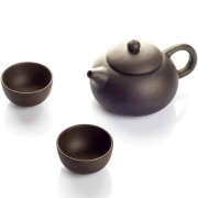 Yixing Clay Tea Set