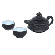 Chinese Dragon Design Tea Set