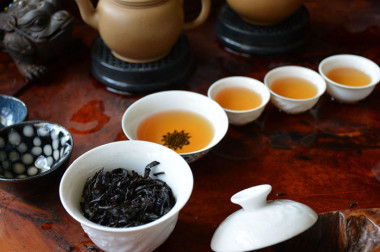 Top Ten Famous Chinese Teas