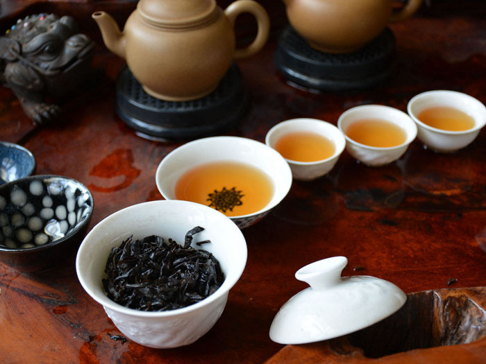 Big Red Robe Wuyi Oolong